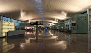 aeroport el prat barcelone