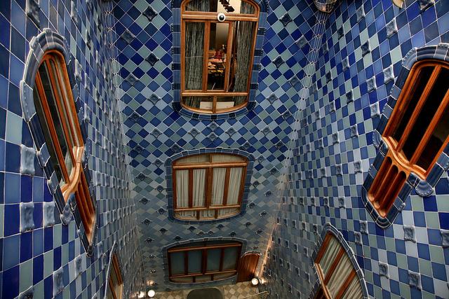 Casa Batllo étage