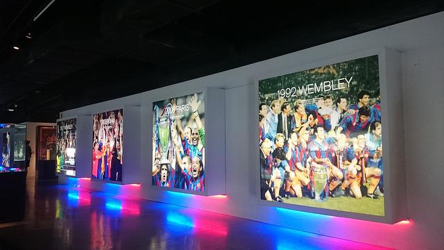 musée camp nou
