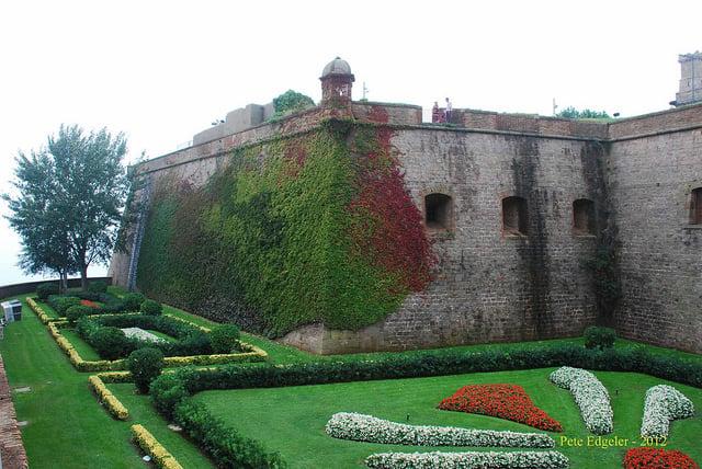 Castel de Montjuïc