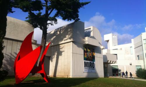 Fondation Miro Barcelone: le guide complet 2018 [gratuit] !