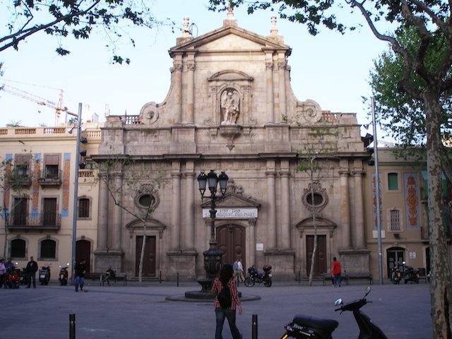 Església Sant Miquel del Port