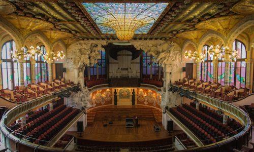 Palais de la musique catalane: le guide complet pour le visiter [2018]