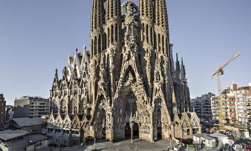 Sagrada Familia: le guide complet gratuit 2018 (intérieur, tickets, infos) !
