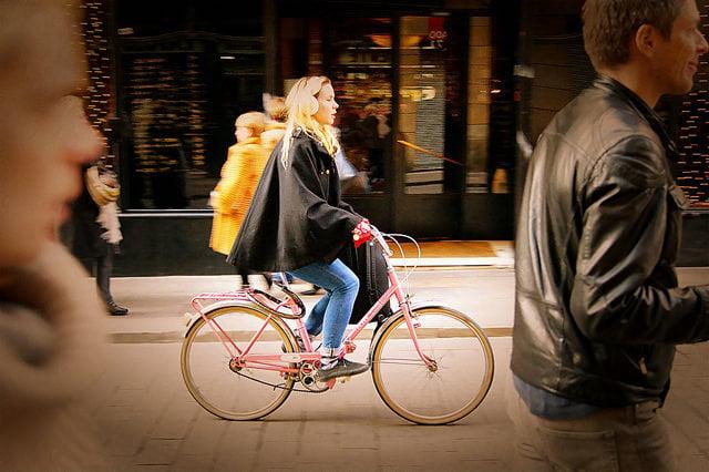 vélo barcelone