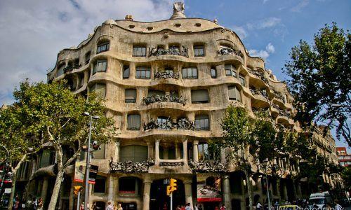 Casa Mila Barcelone (la pedrera): le guide complet gratuit ! [2018]